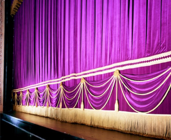 tejidos técnicos para telones de teatros