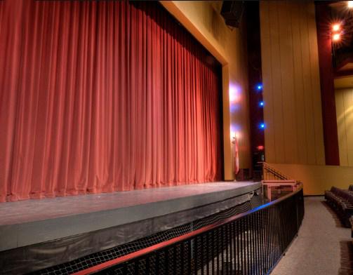 telones para teatros económicos en centros escolares