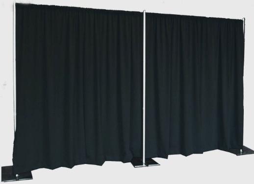 cortinas acústicas para teatros