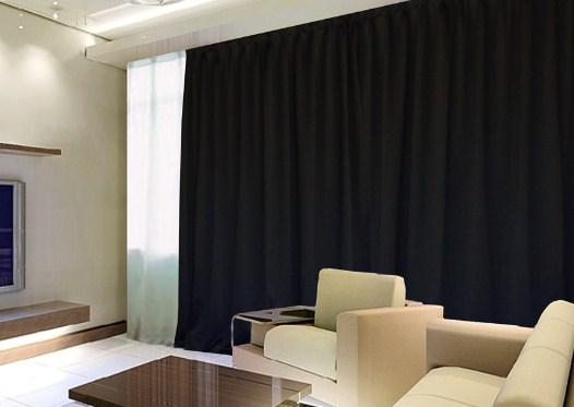 cortinas más eficaces para reducir el ruido de la calle