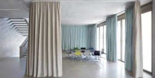 cortinas para aislamiento acústico