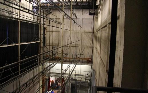 estructuras y trusses en teatros