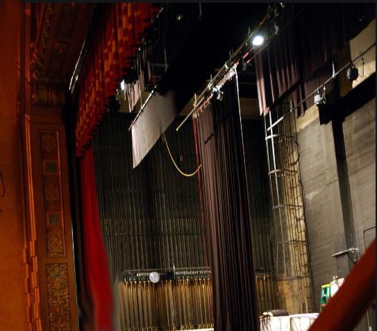 Bambalinas para teatros