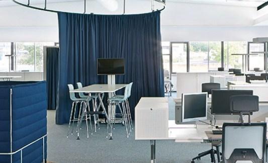 cortinas acústicas de alta densidad