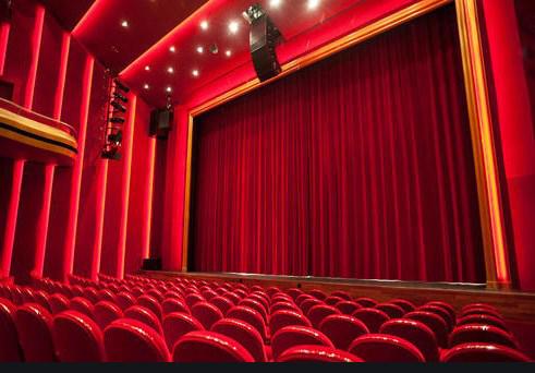 mantenimiento de telones para teatros e instalación