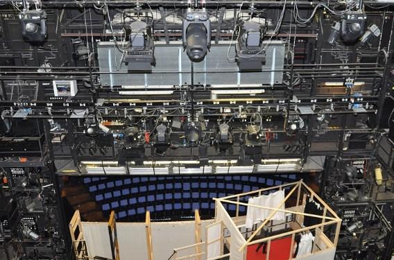 equipos de iluminación para teatros