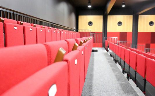 butacas recicladas para cines