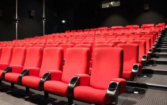 medidas de seguridad en cines con butacas ignífugas