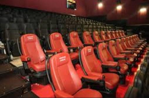 butacas para cines 4D